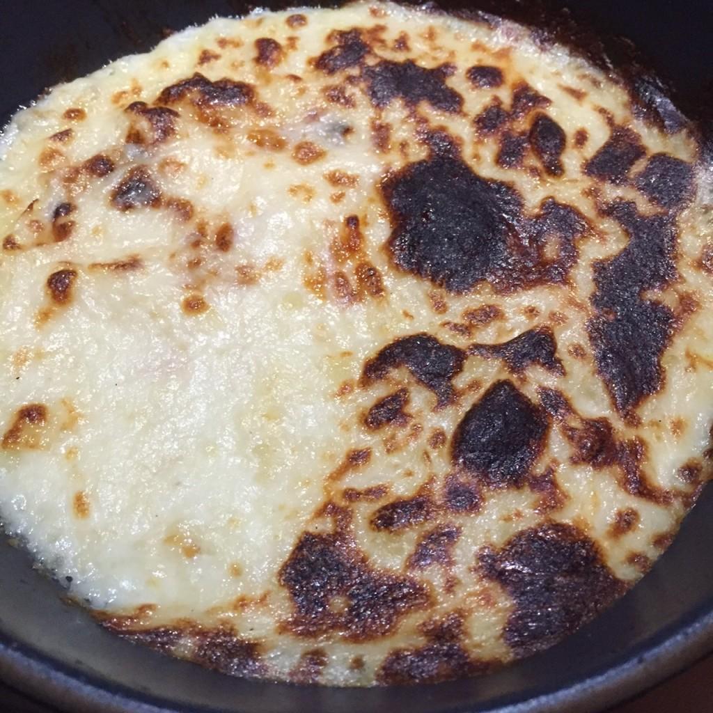 Cauliflower Aligot
