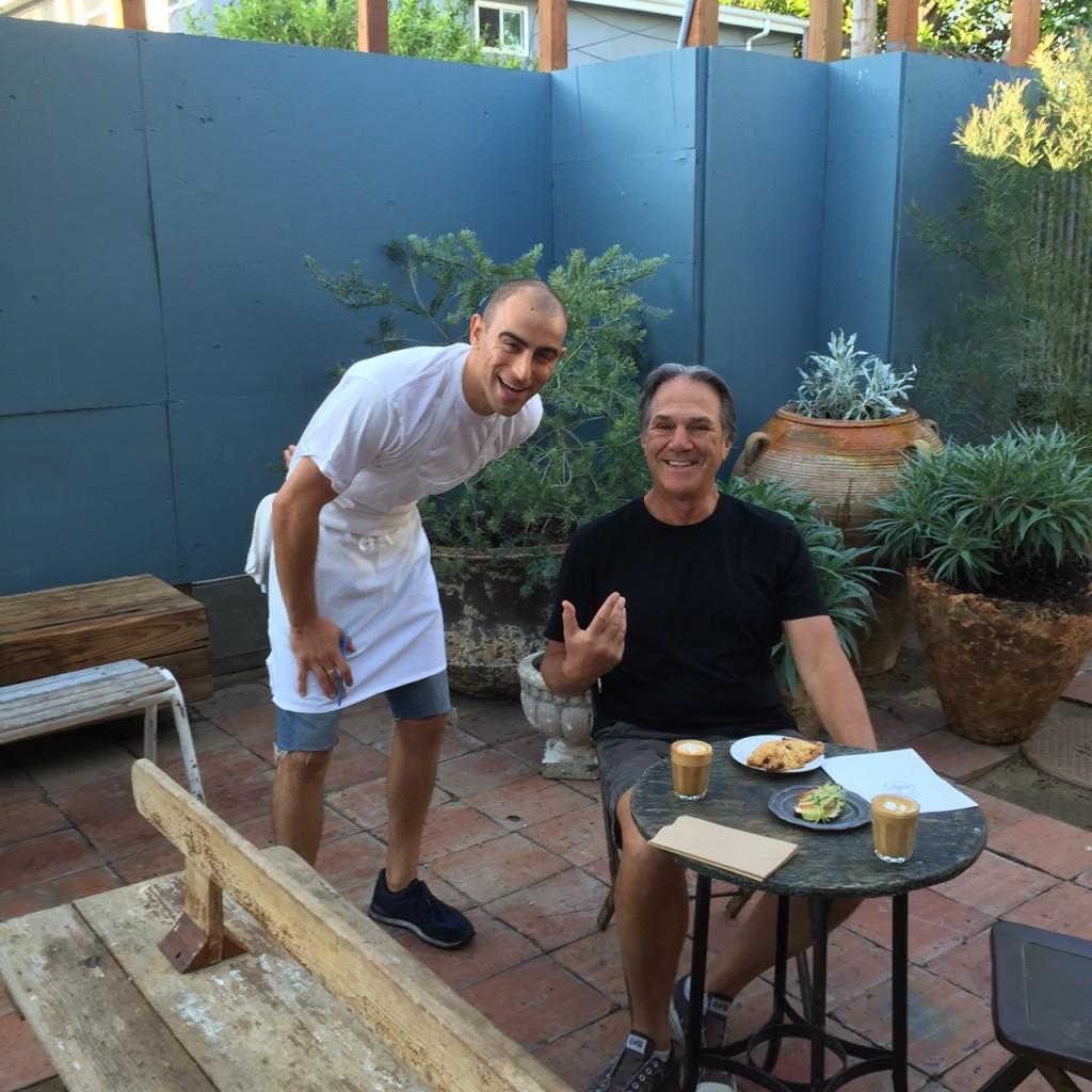 Mike & David