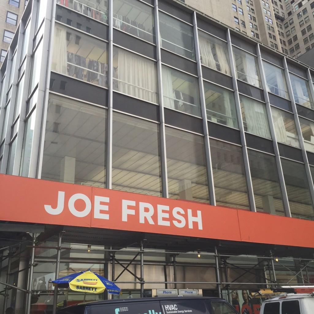 Joe Fresh 5th Avenue