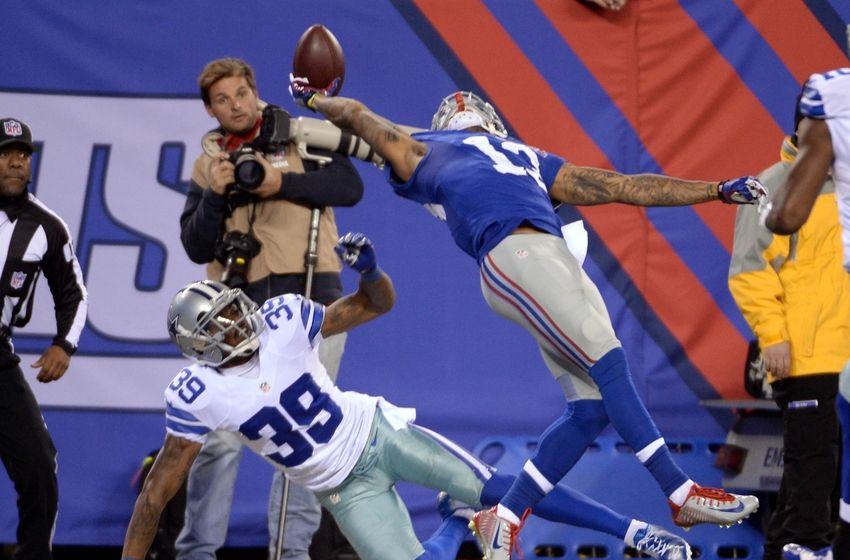 Giants Wide Receiver Odell Beckham, Jr.