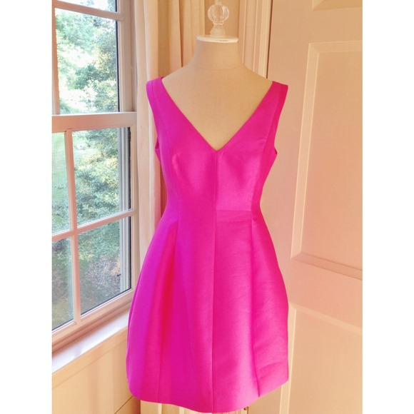 Kate Spade Structured Mini Dress