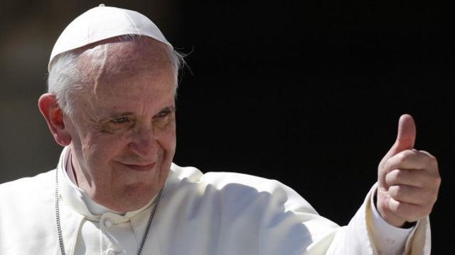Pope For President…