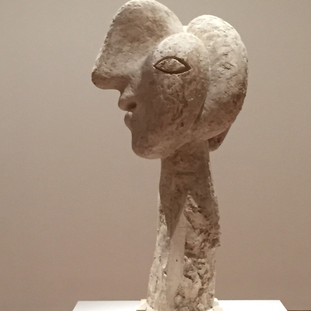 Head of a Woman 1932