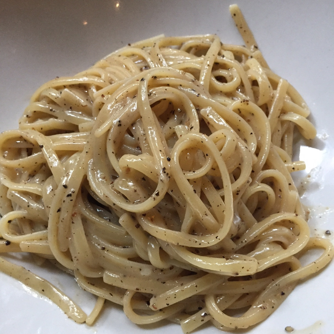 My favorite Lupa dish is Bavette Cacio e Pepe ($15). It is ...