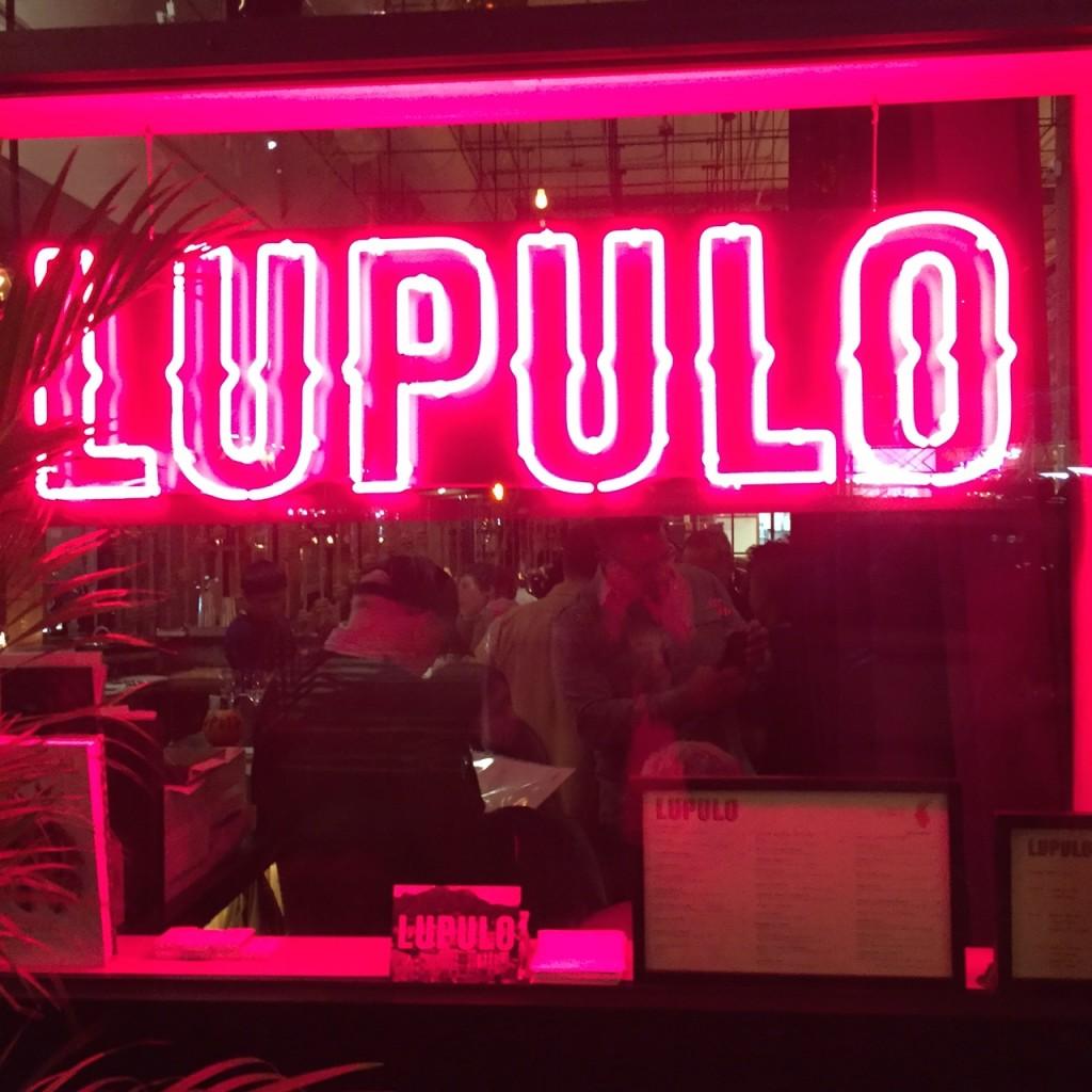 Spontaneity at Lupulo…