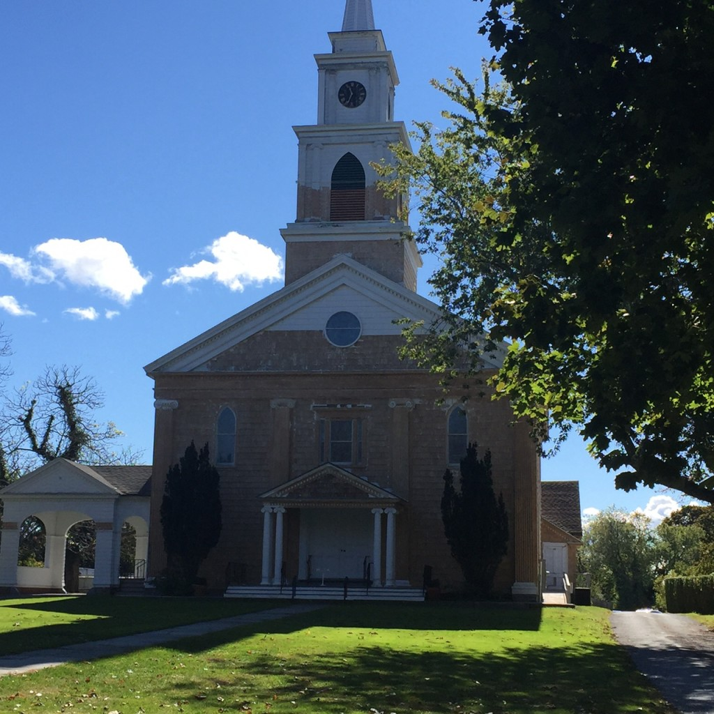 Bridgehampton Church