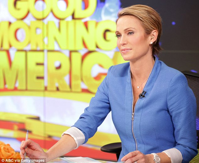 Amy Robach, Good Morning America