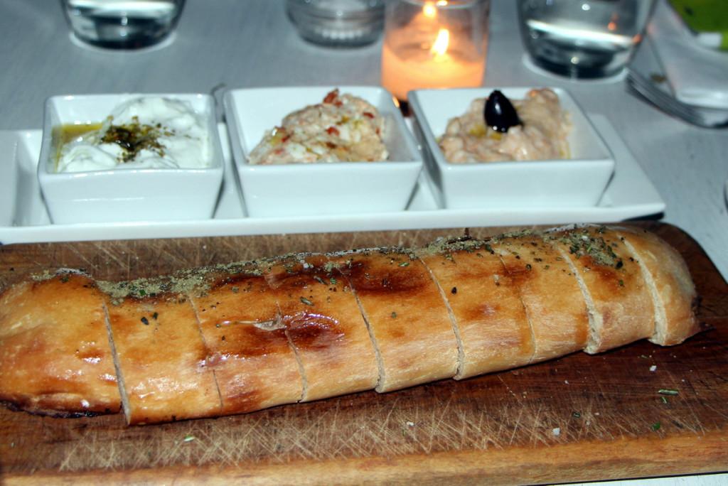 Taboon Mezzes & Bread