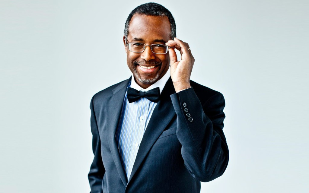 Dr. Bn Carson photo:parade.com