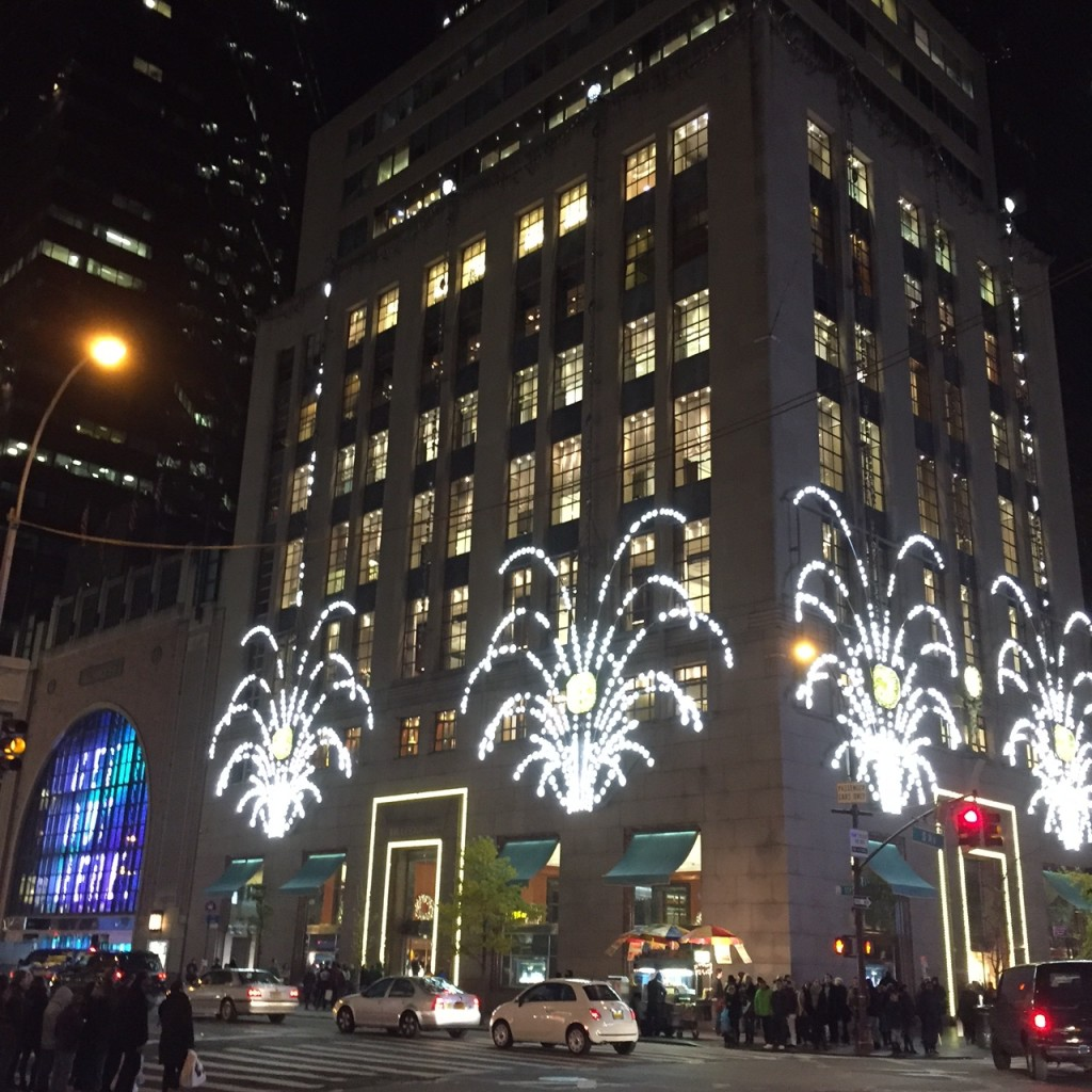 Tiffany Fifth Avenue