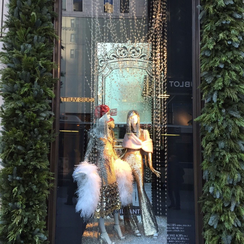 Bergdorf Goodman Windows