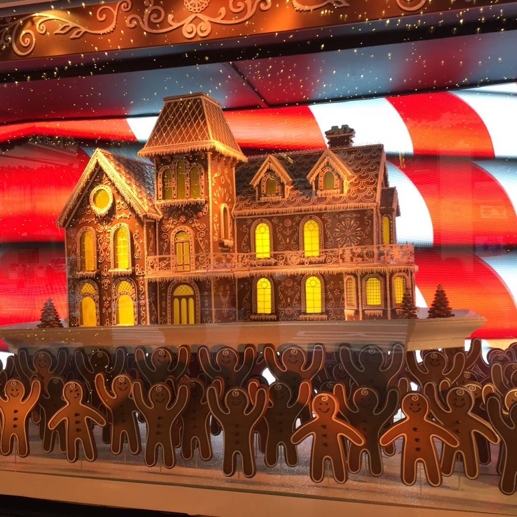 Lord & Taylor Windows
