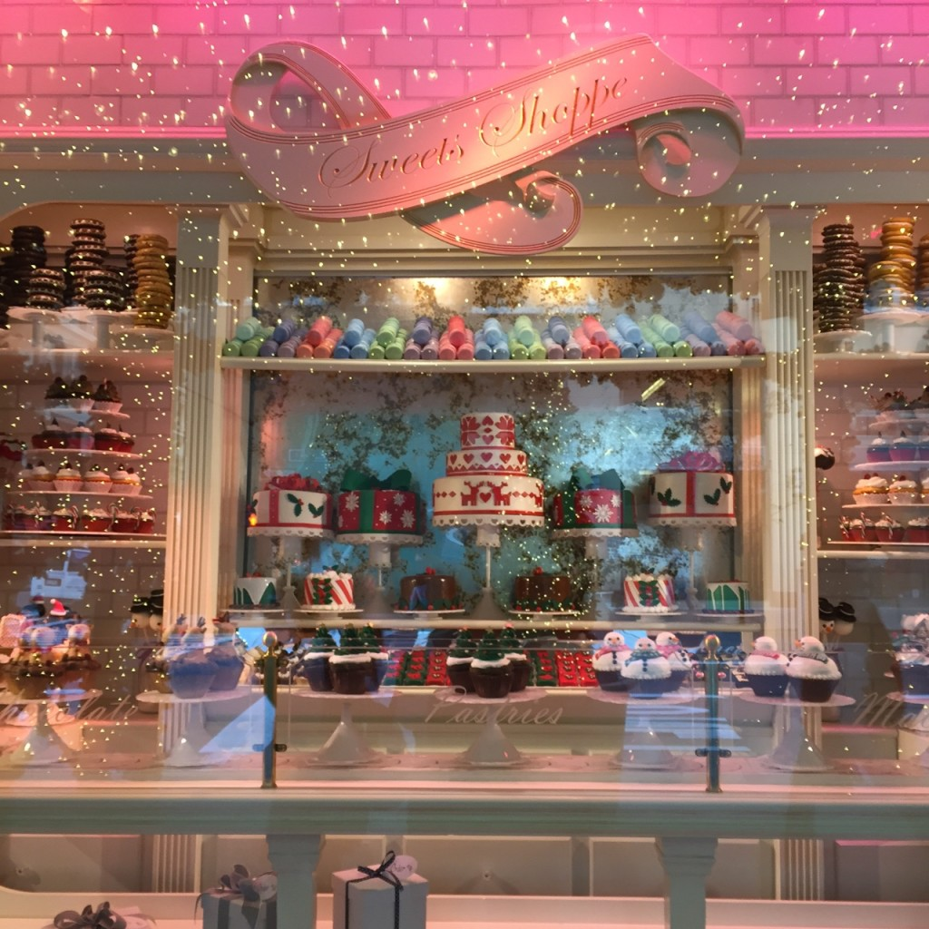 Lord & Taylor Window, Sweet Things