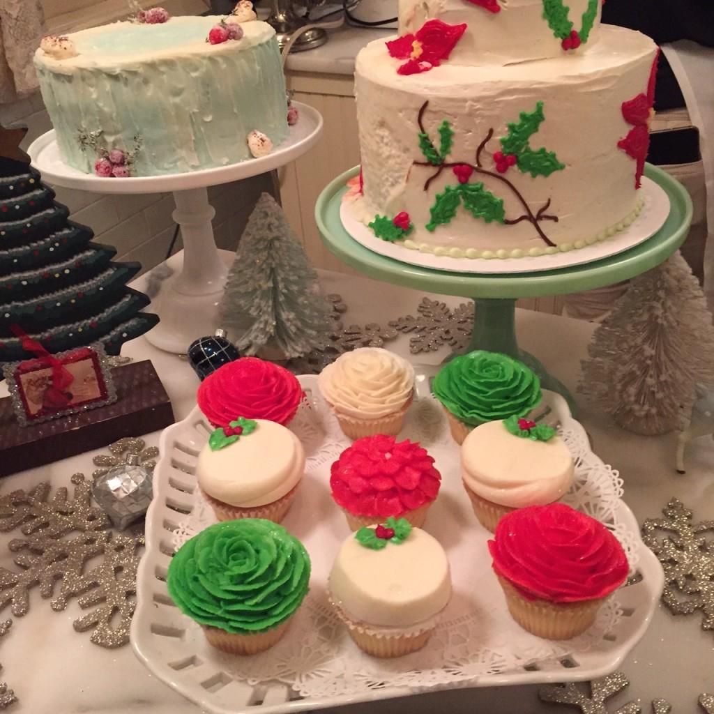 Magnolia Bakery Holiday Desserts