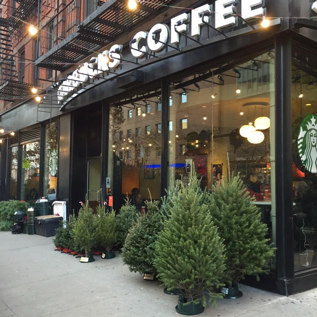 Starbucks UWS