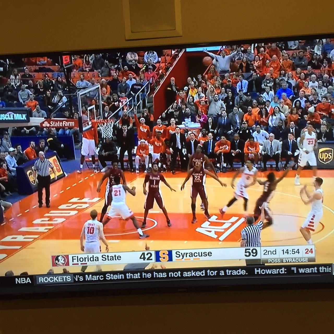 Syracuse vs. Florida State