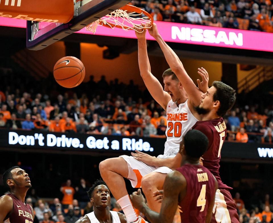 Syracuse Orange vs. Florida State