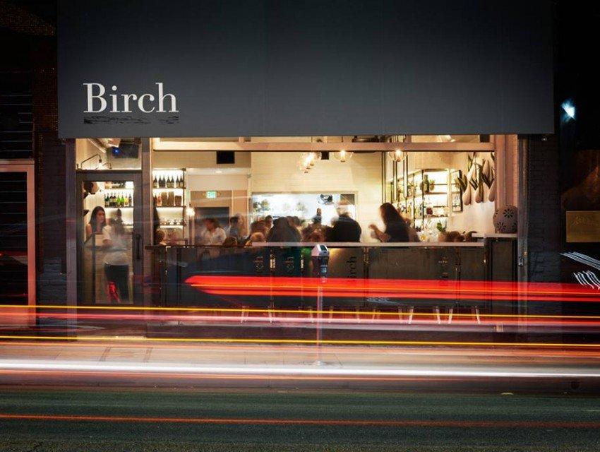 Dining: Birch Bites…