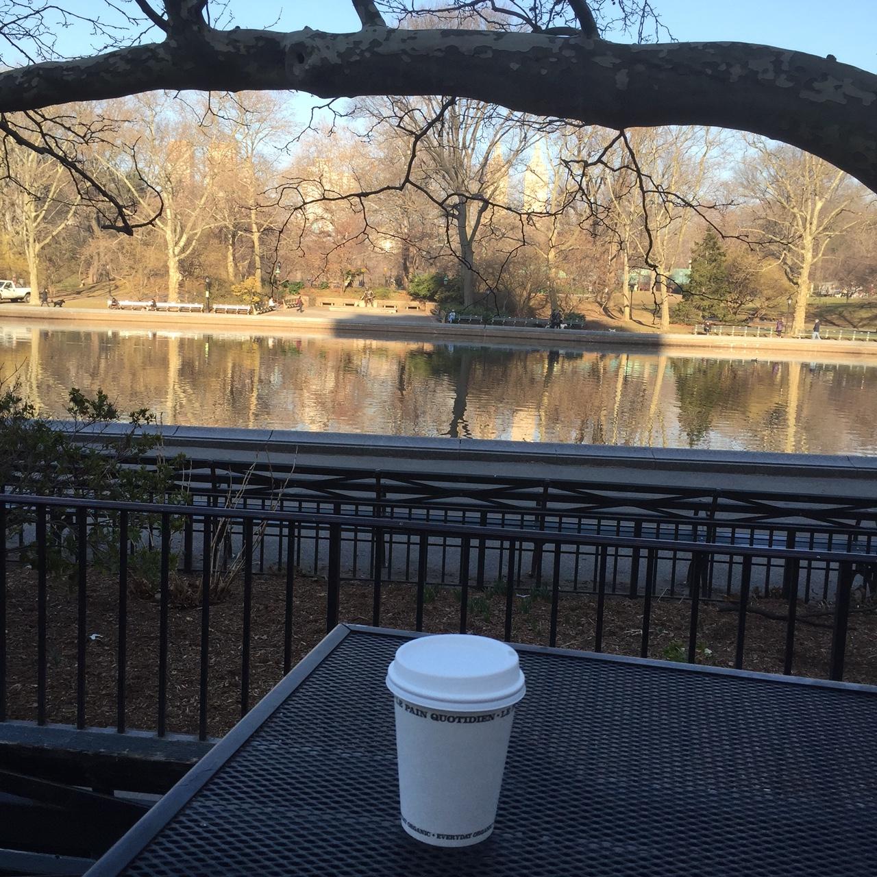 Sailboat Pond/Central Park