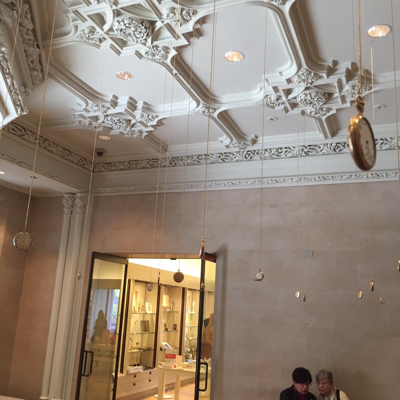 Jewish Museum Lobby