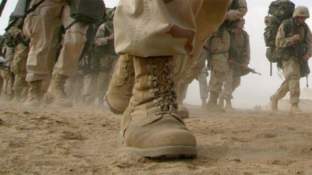 Boots On The Ground…