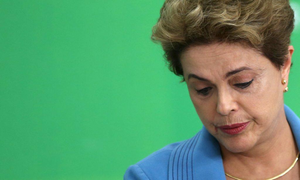Brazilian President Dilma Rousseff photo:guardian.com