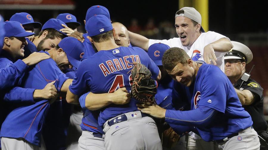 2016 Chicago Cubs pohot:sequoitmedia.com