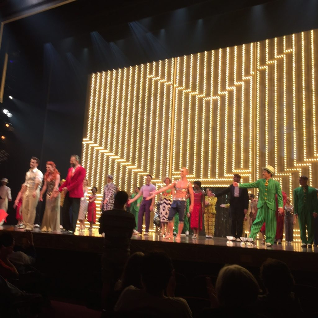 Paramour on Broadway
