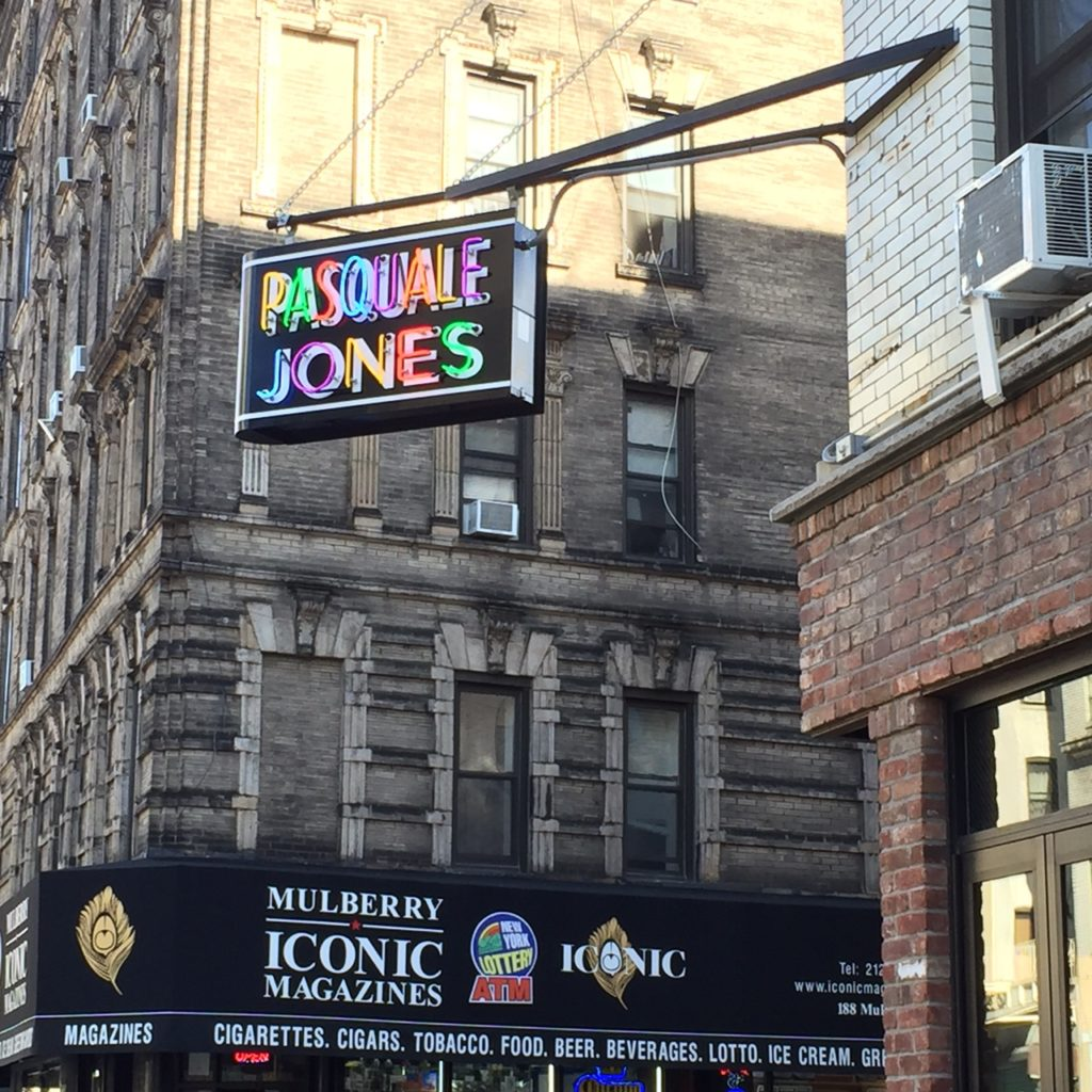 I Am Jonesing for Pasquale…
