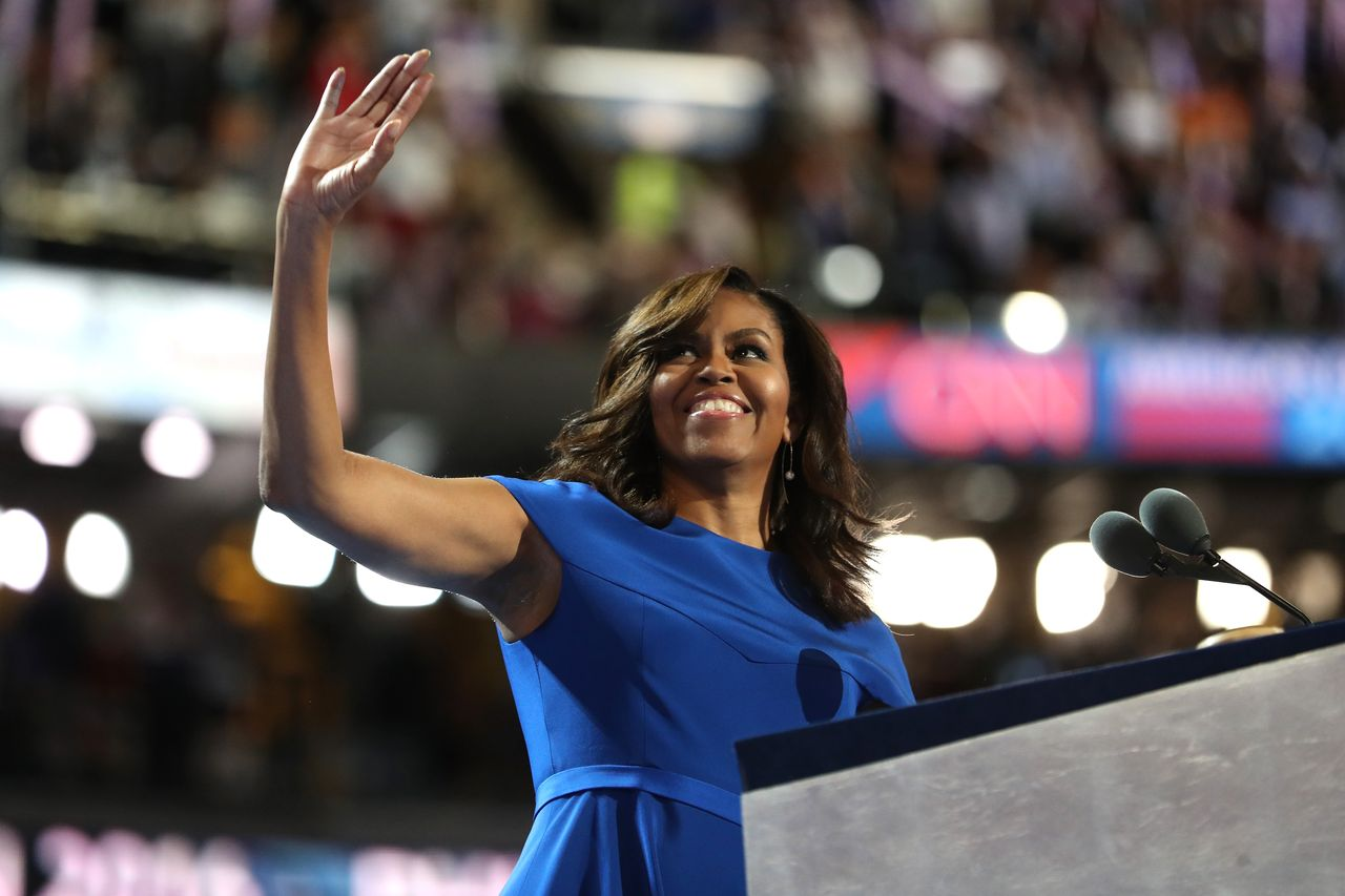 Michelle Obama photo:Getty