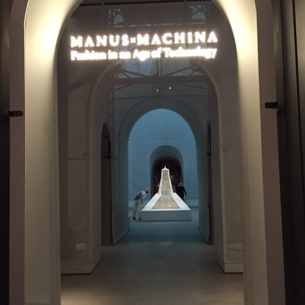 Manus X Machina…
