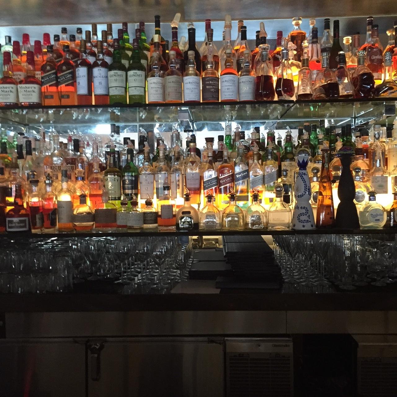 Mastro's Bar