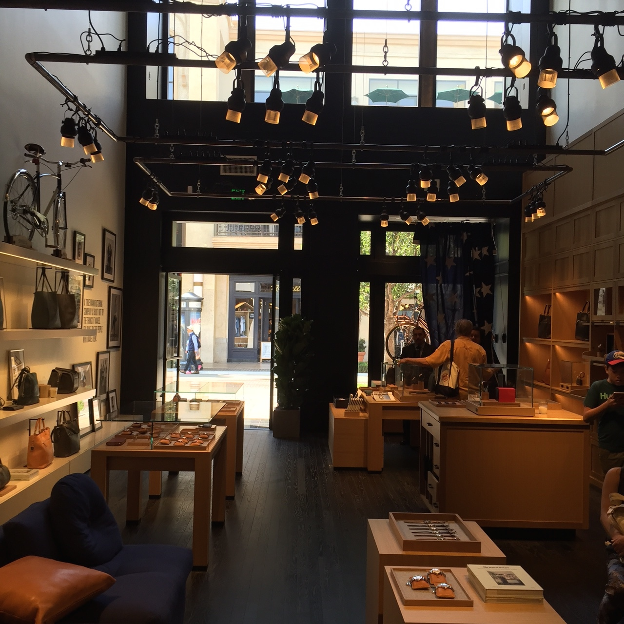 The Grove Shinola Store