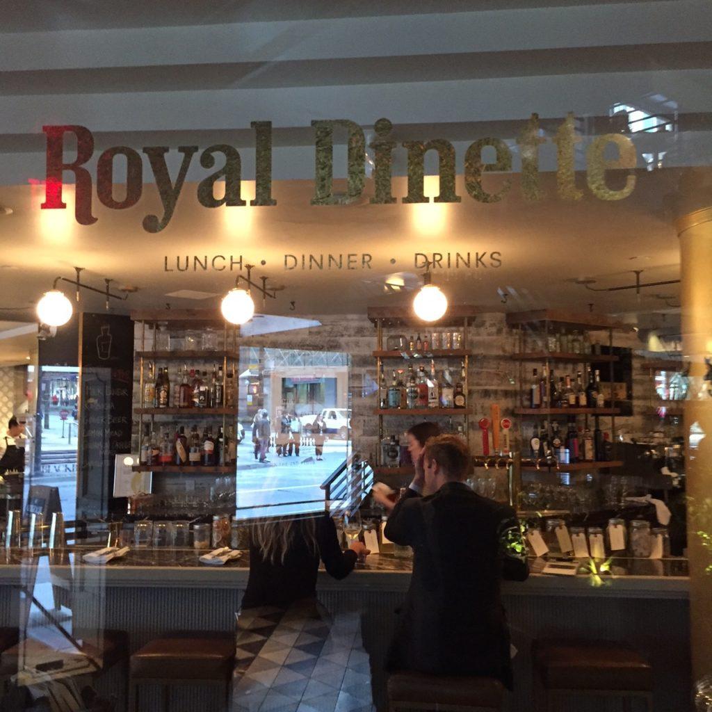 Regal Royal Dinette…