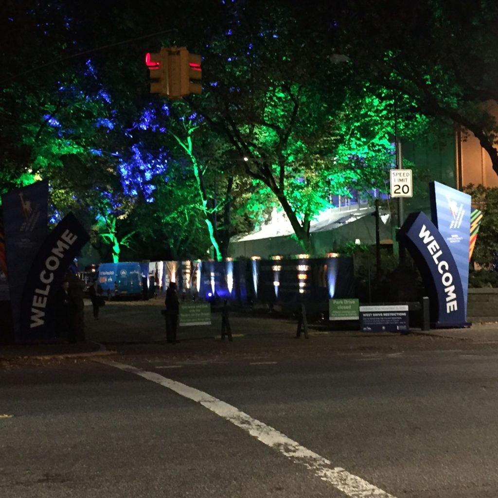 NYC Marathon Entrance