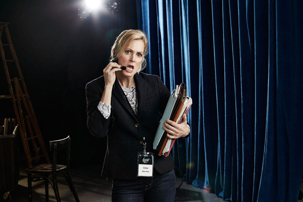 Nightcap With Ali Wentworth…