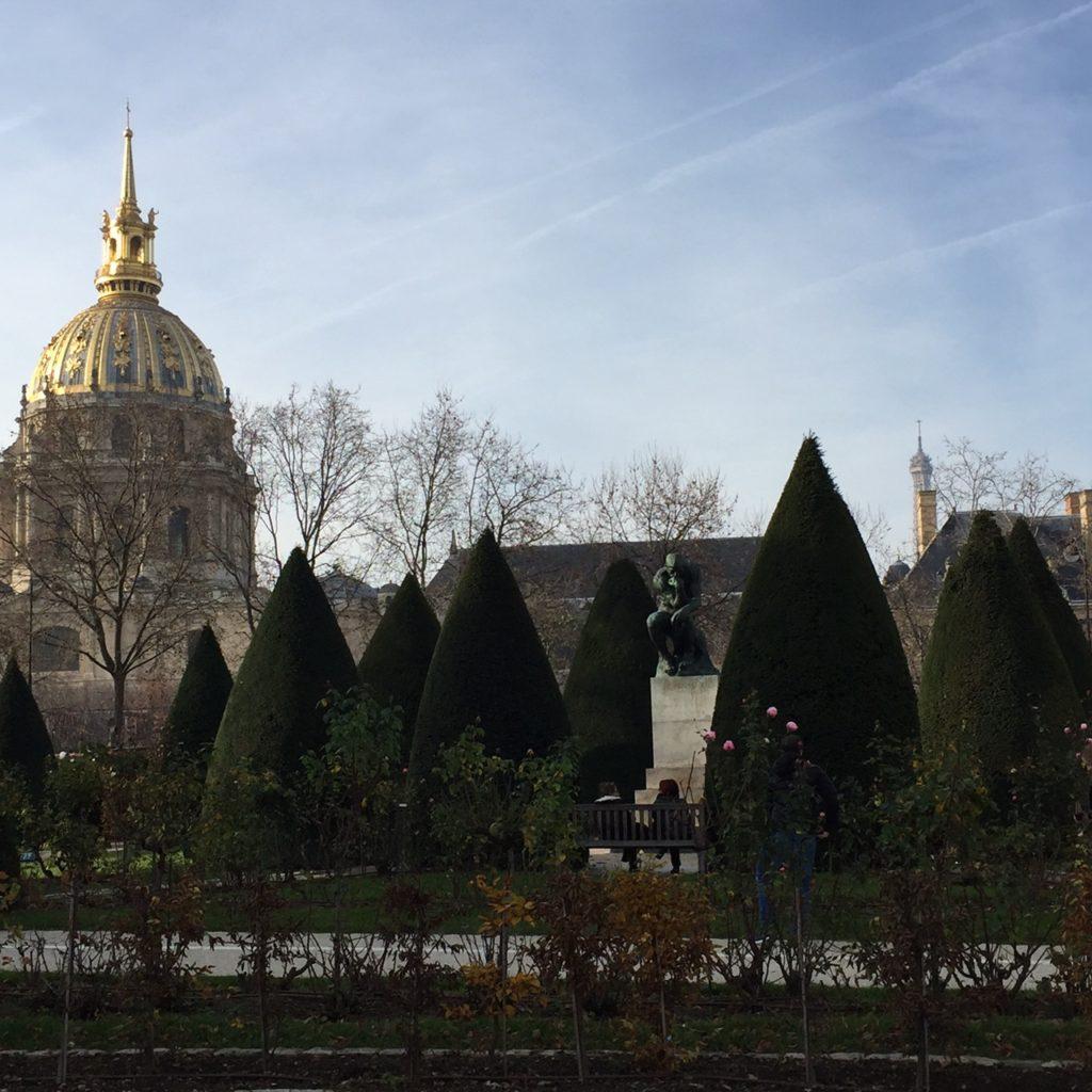 Rodin Gardens