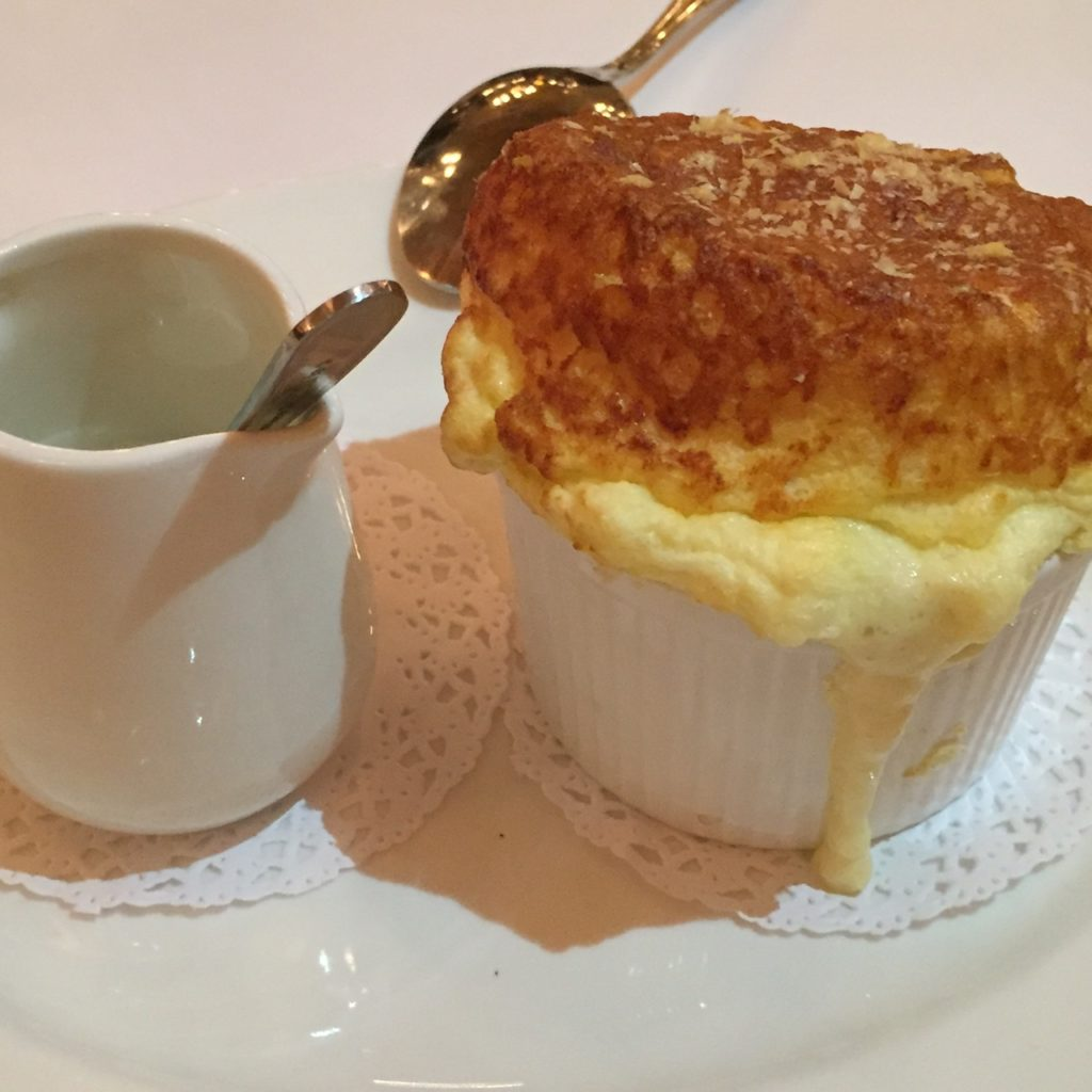 Souffle Fromage