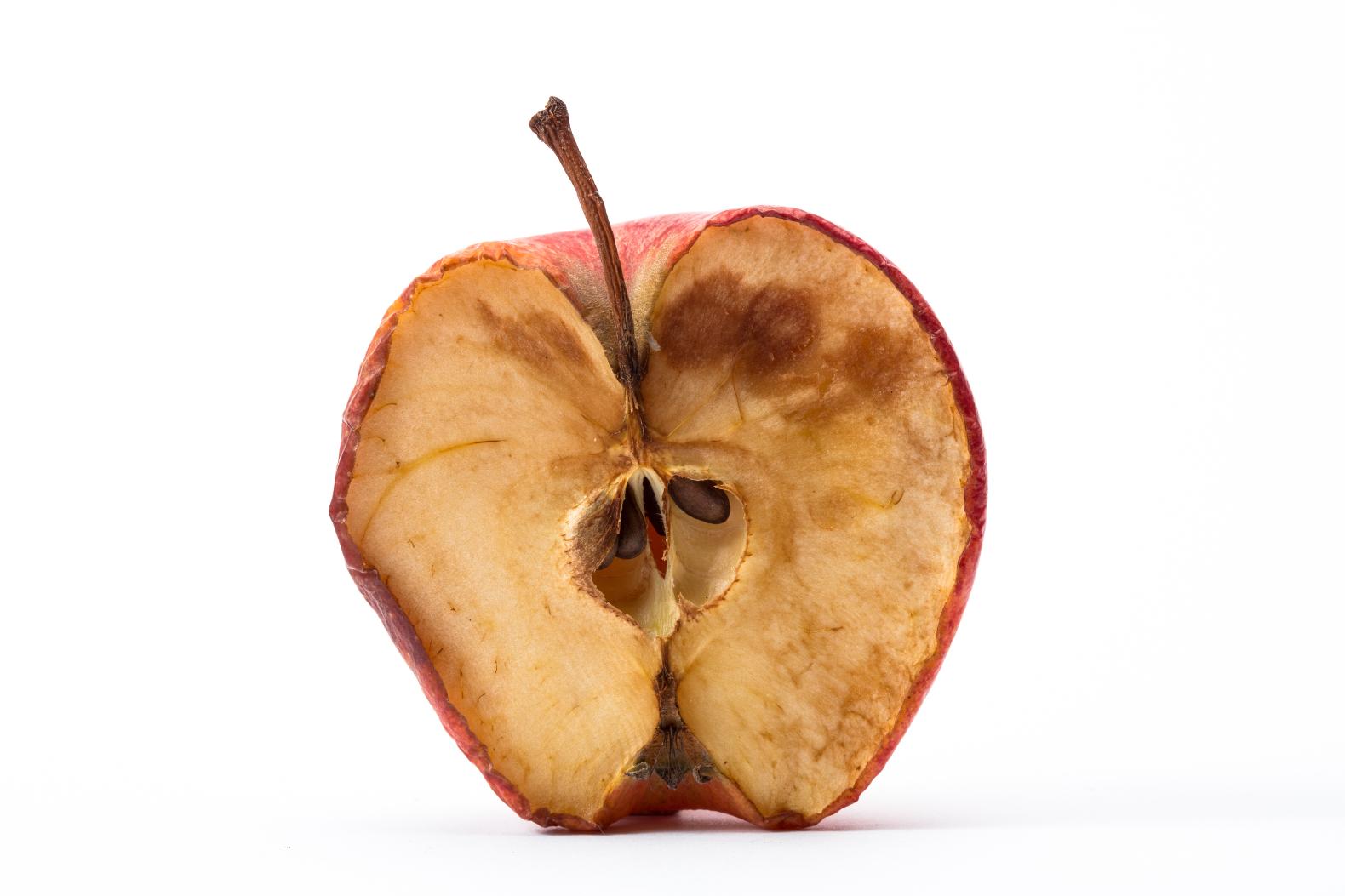 Rotten Apple…