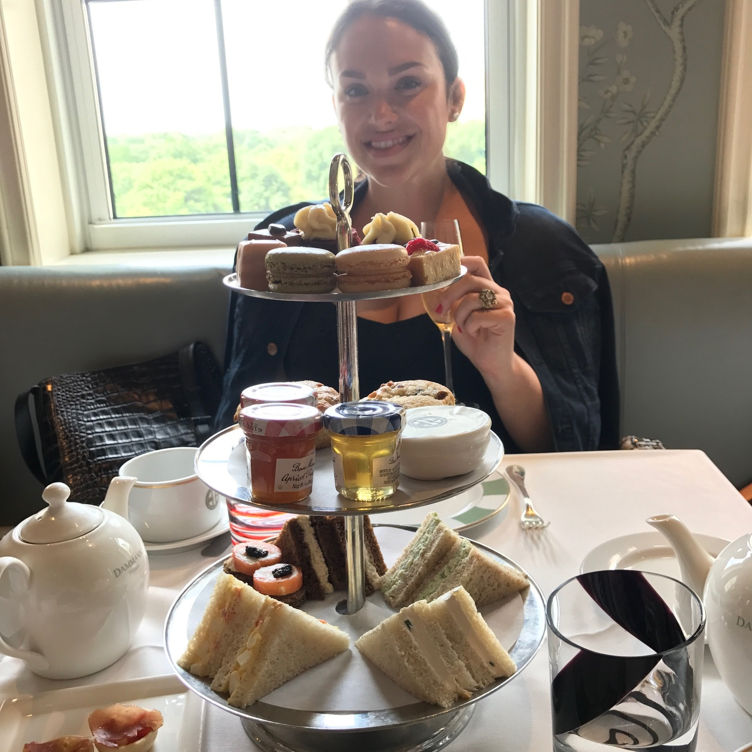 High Tea At BG…