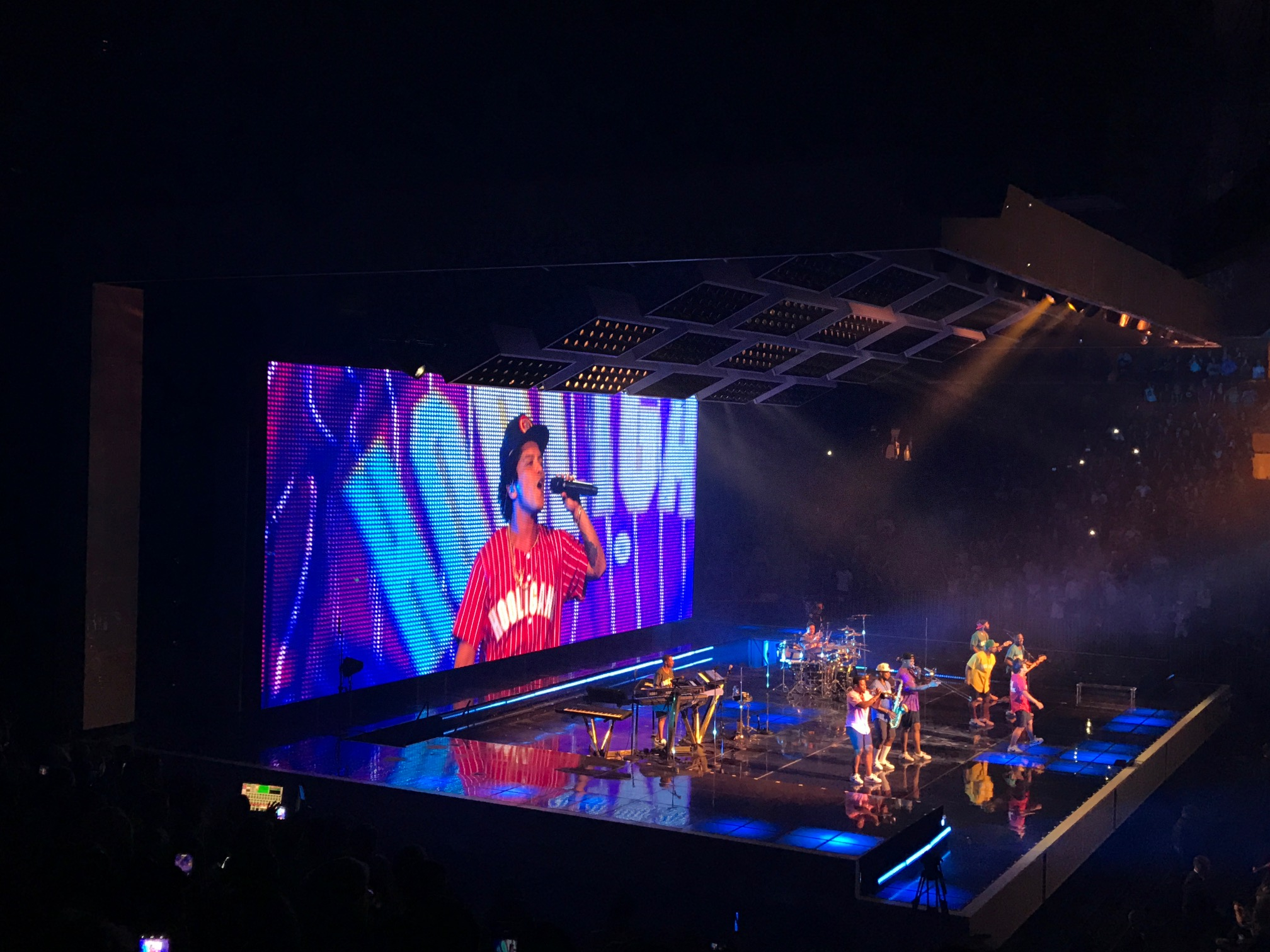 Bruno Mars Is Out Of This World…
