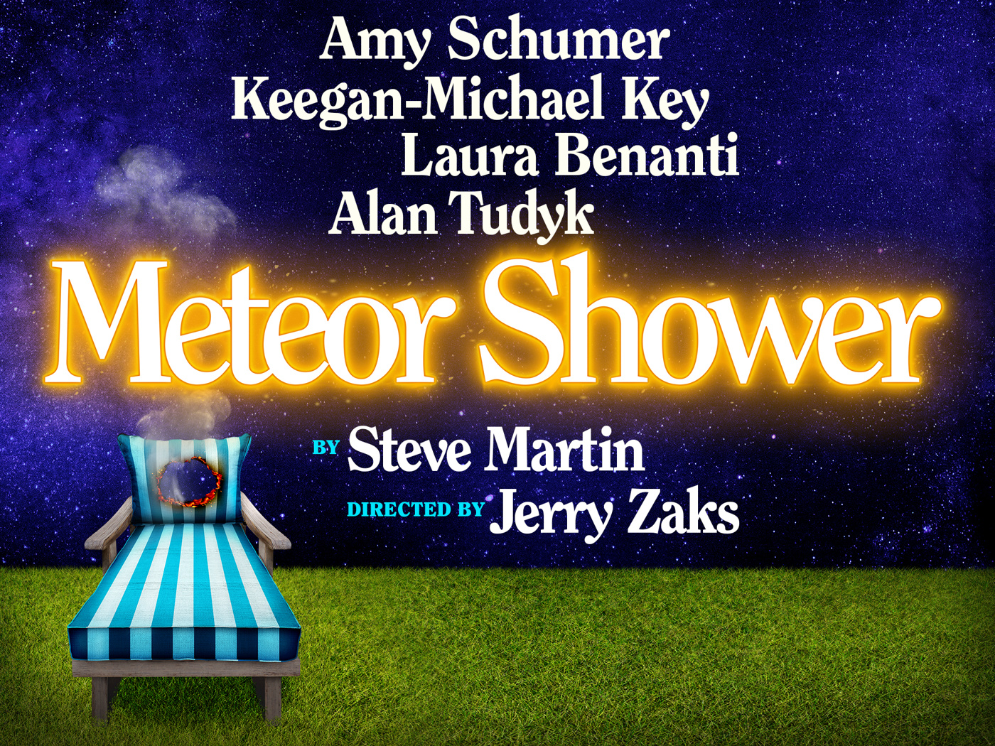 Broadway Welcomes Amy Schumer in Meteor Shower…