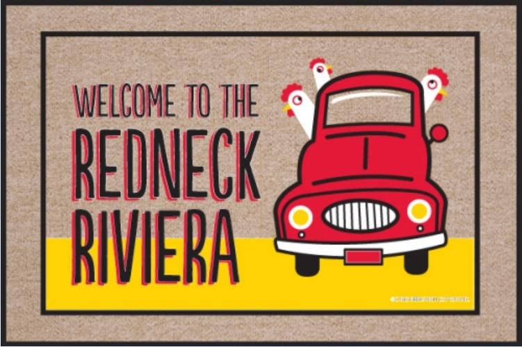 Redneck Riviera…
