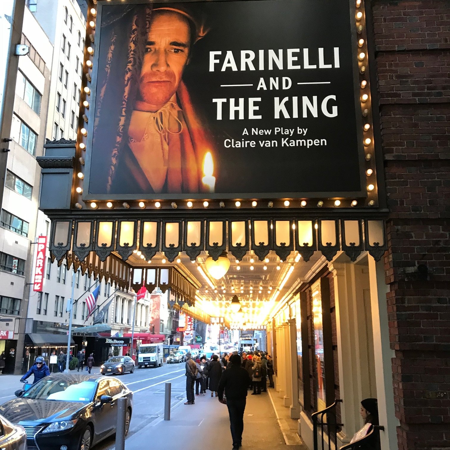 Royalty On Broadway…