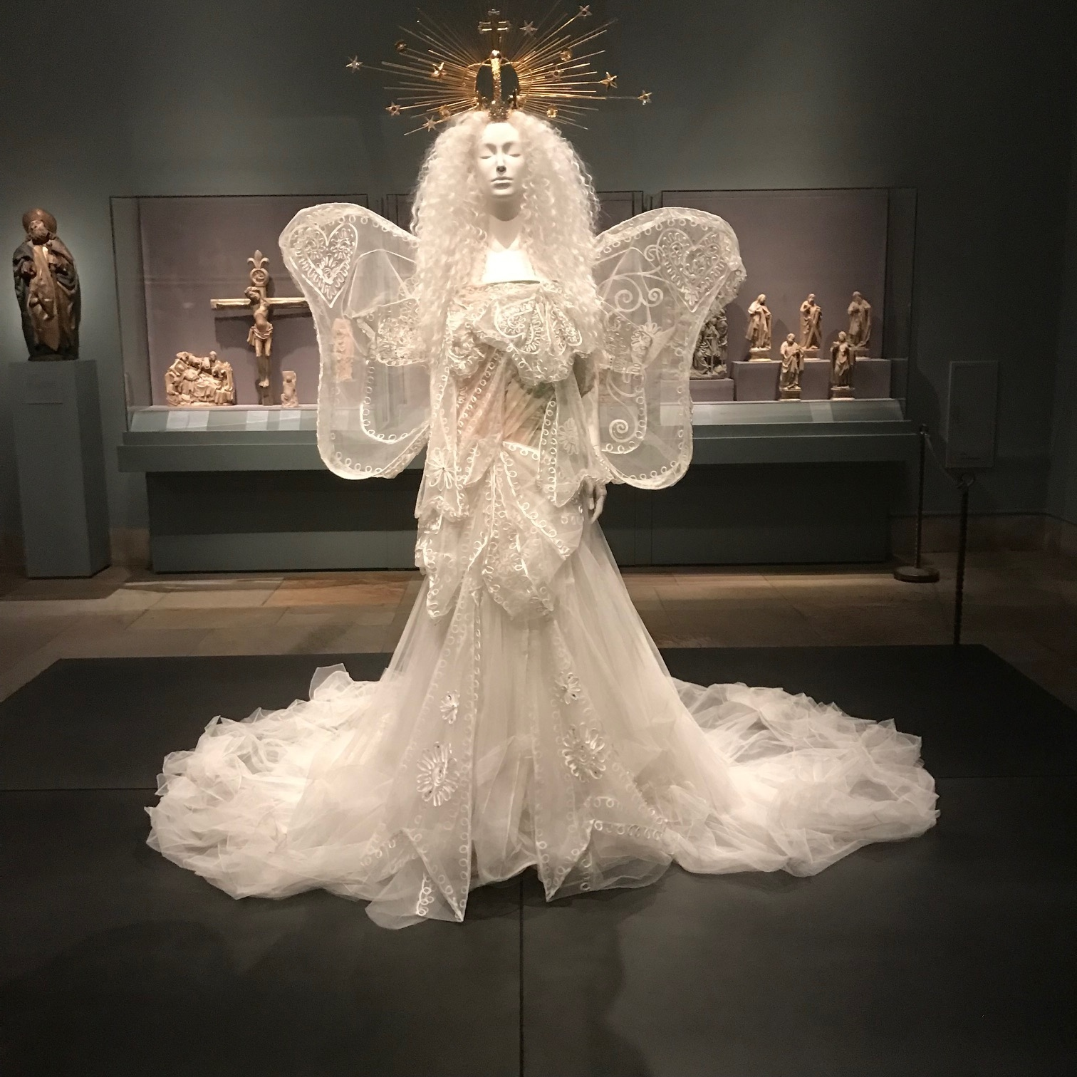 the connection between fashion and music Holy inspiration: the met's costume institute finds a divine connection between religion and fashion maurizio francesconi and both are accompanied by music.