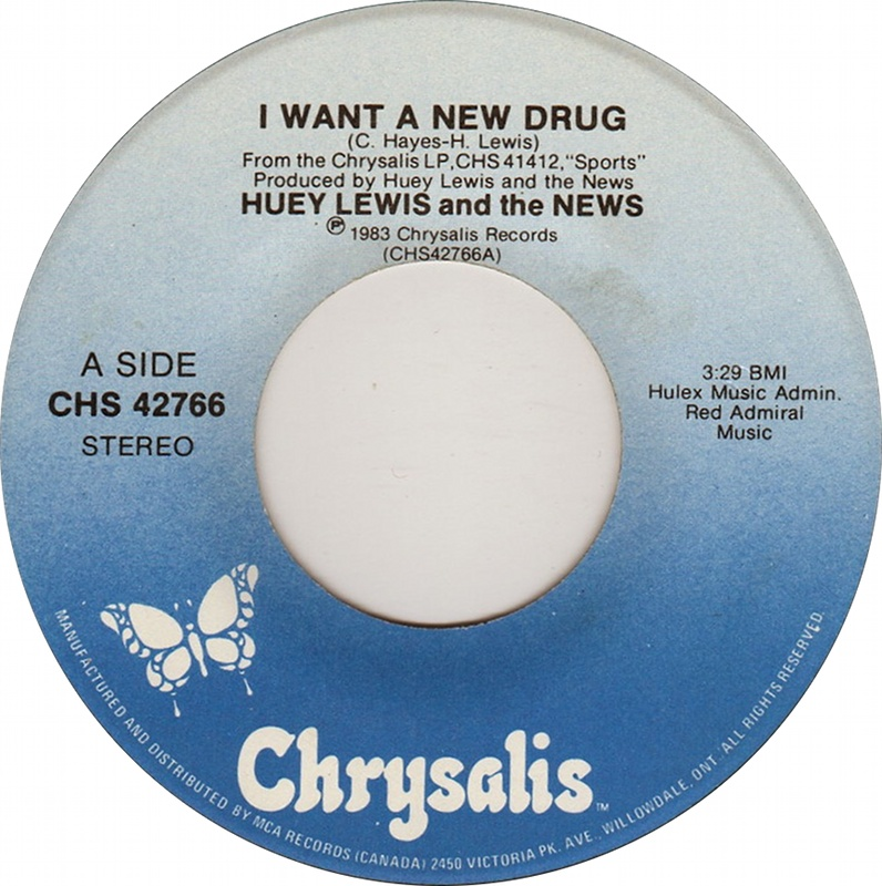I Wanna New Drug…