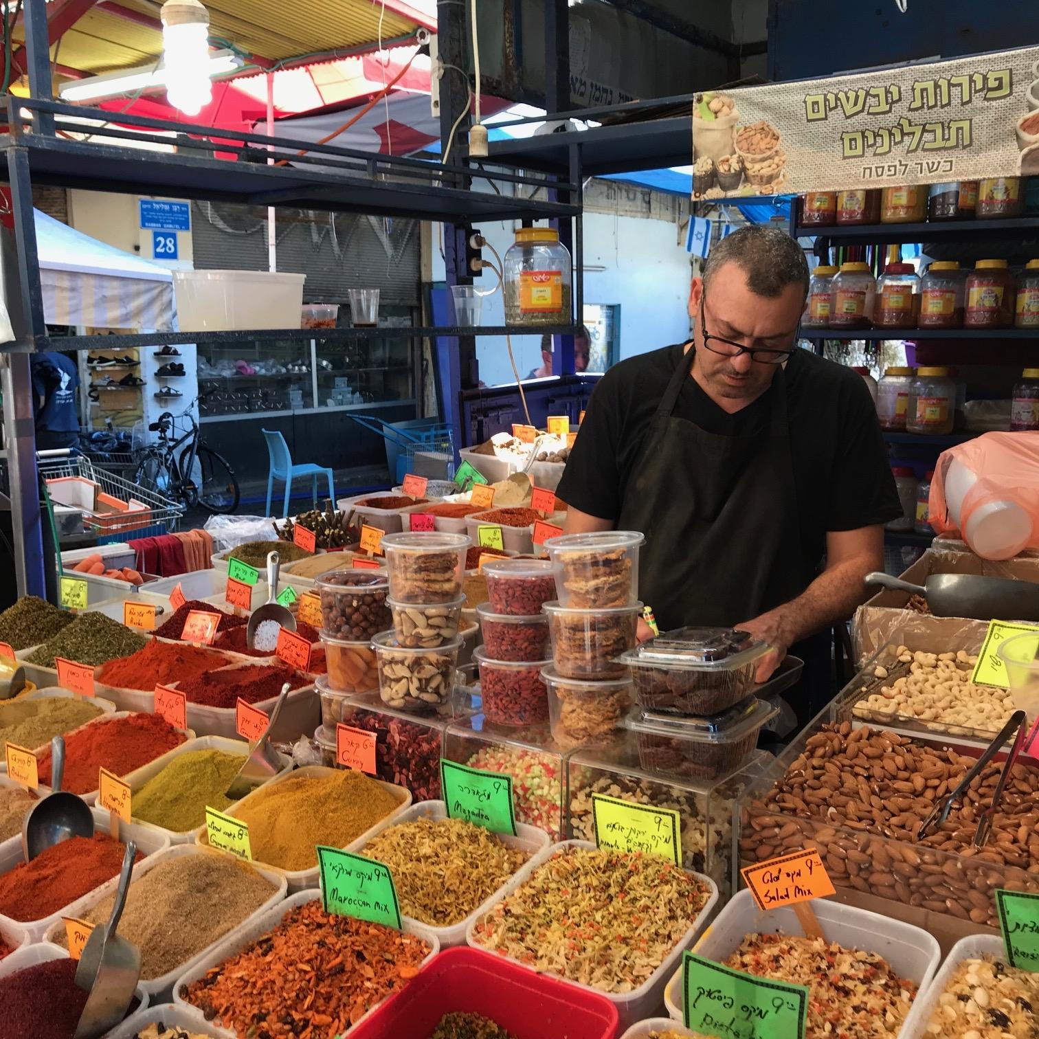 Wandering Tel Aviv…