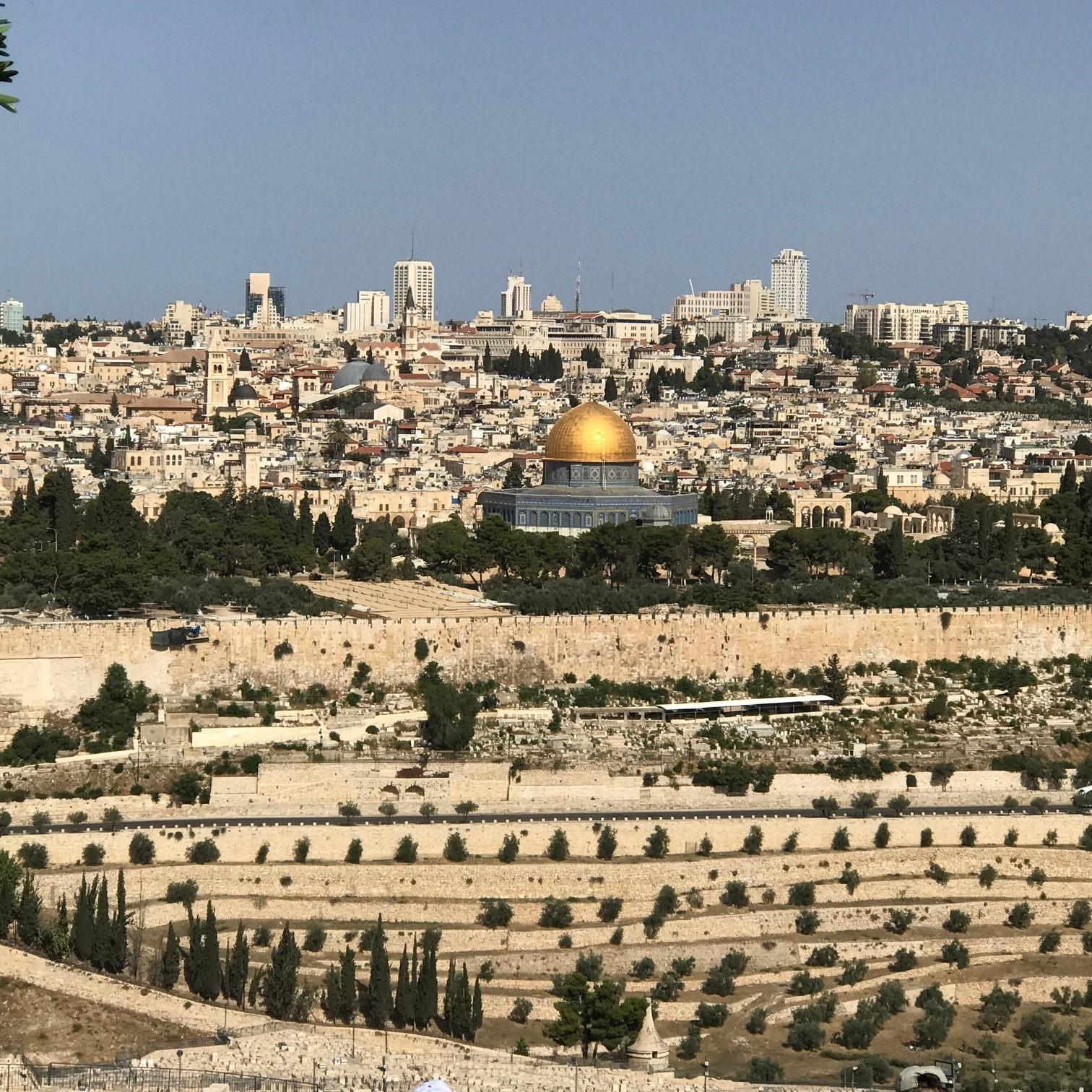 Jerusalem, A Fascinating, Spiritual Uphill Adventure…