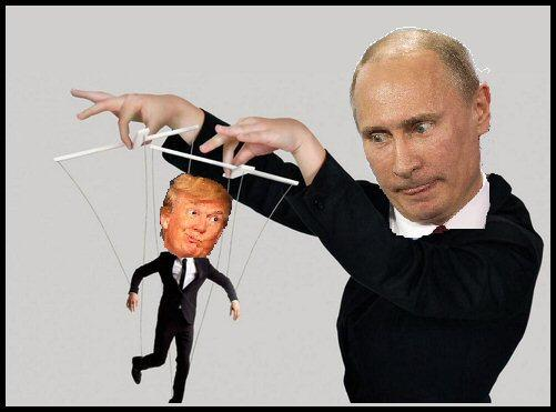 I'm Your Puppet…