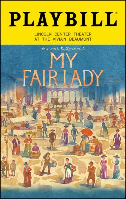 My Fair Lady…